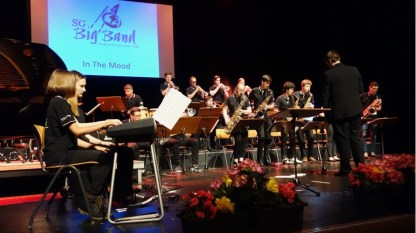 24.05.2017: Big Band Battle in der Stadthalle Aalen