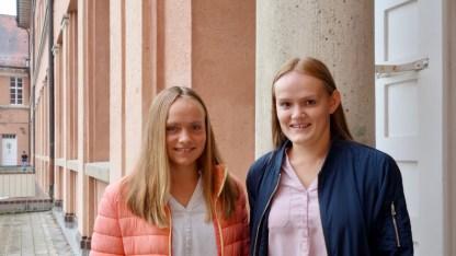24.07.2017: Marinna und Katharina Bopp haben Erfolg beim Bundeswettbewerb Mathematik