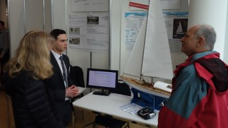 03.02.2018: Tobias Vogel erringt mit seinem Autotrimm-System für Segelboote im Fachbereich Technik den Regionalsieg und wird uns beim Landeswettbewerb vertreten — wir gratulieren!