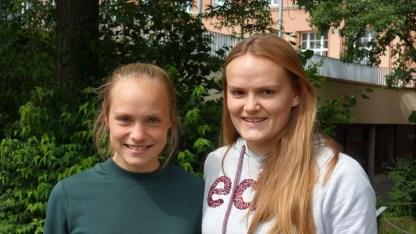15.06.2018: Marianna und Katharina Bopp gewinnen den ersten Preis beim Bundeswettbewerb Mathematik