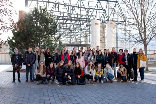 12.-16.11.2018: Freundschaft durch Erasmus+ in Paris