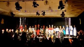 19.12.2018: Applaus für alle Mitwirkenden des Weihnachstskonzerts
