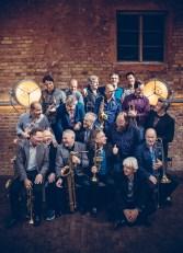 Die SWR Big Band spielt live mit der SG Big Band in der Stadthalle Aalen | 15.03.2019 | Karten an den üblichen VVK-Stellen