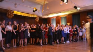 "15.02.2019: Showtime beim Winterball ""Glamour and shine!"""