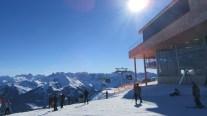 24.02.-01.03.2019: Die Bergstation des Hohen Ifen
