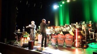 """15.03.2019: Martin Auer als Solist in """"Jive Samba"""" mit der SWR Big Band"""