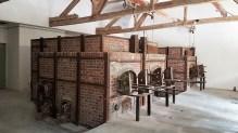 07.05.2019: Die Brennöfen im KZ Dachau