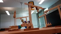 15.05.2019: Technikausstellung im neuen NWT-Raum
