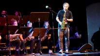 29.05.2019: Altsaxophonist Jakob Lenke vom Kopernikus-Gymnasium