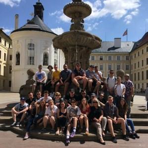 10.07.2019: Auf Studienfahrt in Prag