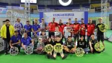 27.09.2019: Die internationalen Teams am ersten Wettkampftag