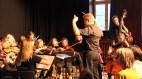16.07.2019: Sommerkonzert der Musikensembles des SG (hier das Orchester)