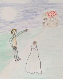 Mathilda_Jesus erweckt ein Mädchen vom Tod