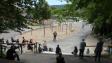 08.07.2020: Festakt zur Neugestaltung des Schulhofs