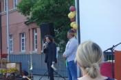 28.07.2020: Ferhat und Yosien moderierten einen toll organisierten Abend.