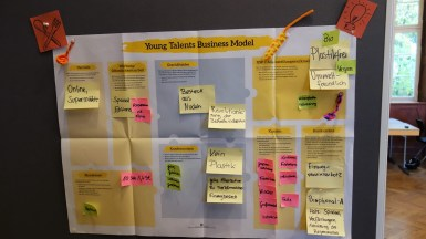 15.10.2020: Start-up BW Young Talents am SG