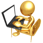 service en ligne