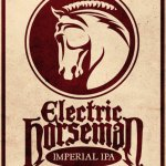Electric Horseman Product - Logo Design & Illustration