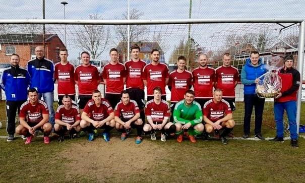 Mannschaftsfoto der SG Insel Fehmarn V - Saison 2015/2016