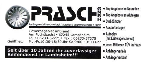 Prasch