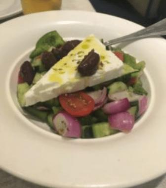 The無形文化遺産の味!!シンガポールでギリシャ料理を堪能する・・♪