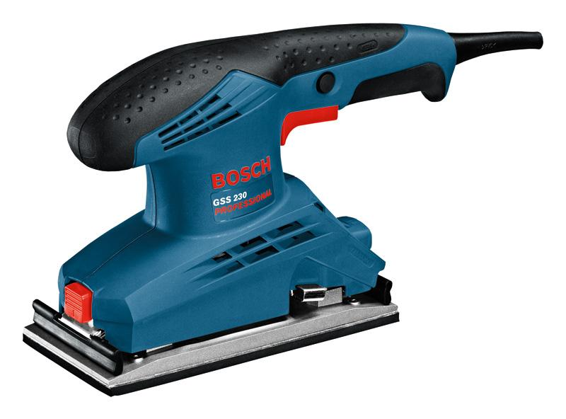 Bosch Ros20vs Backing Pad