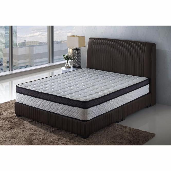 Ava Queen Size Bed Frame 10 Inch Spring Mattress Free Delivery