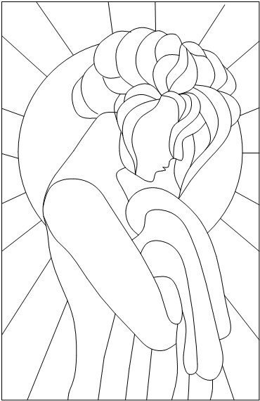Stained Glass Patterns for FREE / Stained Glass Patterns