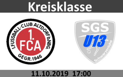1. FC Altdorf – SGS U13