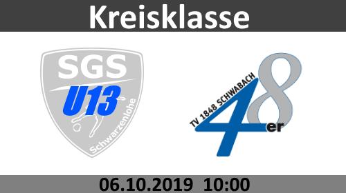 SGS U13 – (SG) TV 48 Schwabach