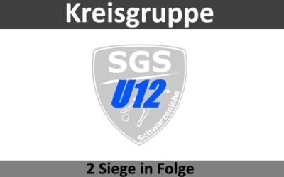SGS U12 – furioser Saisonstart