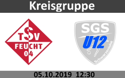 TSV 1904 Feucht II – SGS U12