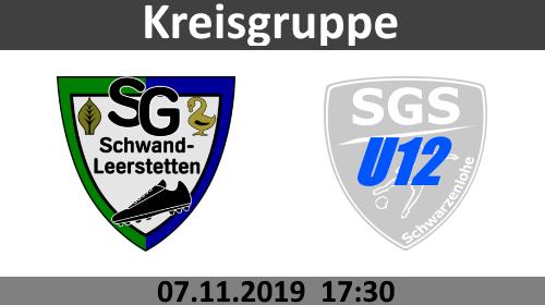 SG Schwand/Leerstetten II – SGS U12