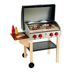 hape kitchen white bench latest toys products enjoy huge discounts lazada sg gourmet grill and shish kebab play food set