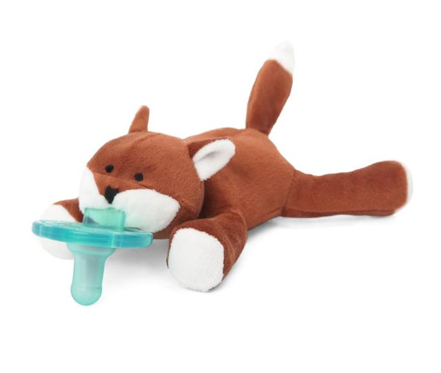 Wubbanub Infant Pacifier Baby Fox