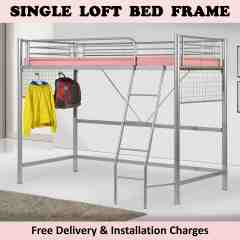 Jojo Loft Bed Buy Sell Online Beds With Cheap Price Lazada Singapore