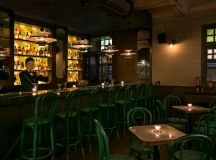 Gibson | Singapore bars and clubs, nightlife | SG Magazine ...