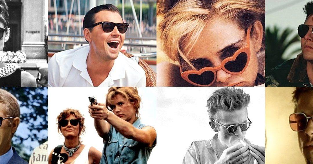 3017e518f7a 10 Iconic Celebrity Sunglasses Looks