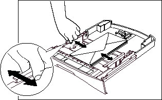 How to Load the Paper (FAX-L380S)