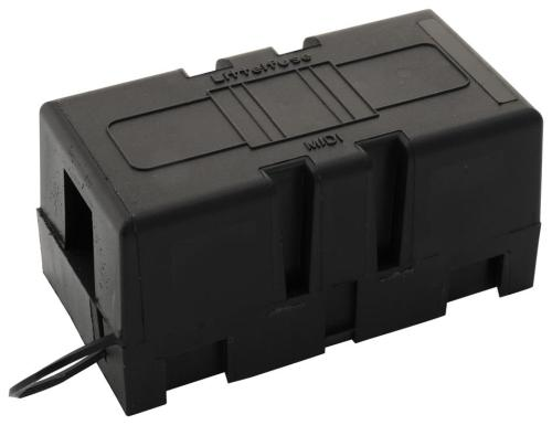 small resolution of automotive fuse holder panel mount