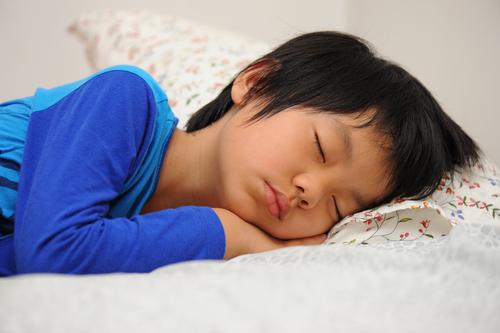 Help, my kid snores!