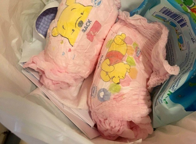 best diaper pants