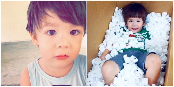 Celebrity blogger Xiaxue on her #instafamous son Dash ...