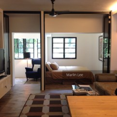 New York Loft Style Living Room Leather Furniture Designs 2 Bedrooms Apartment Tiong B Bahru 645 Sqft Condominiums Apartments And Executive For Rent