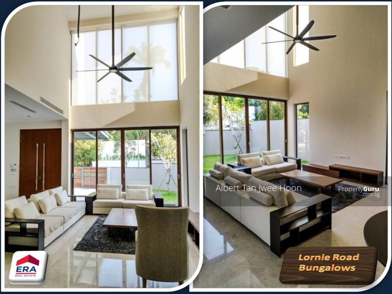 Stylish Bungalow With High Ceiling Lornie Road 5