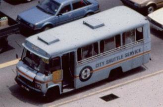 City Shuttle Service