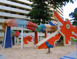 Seahorse Playground