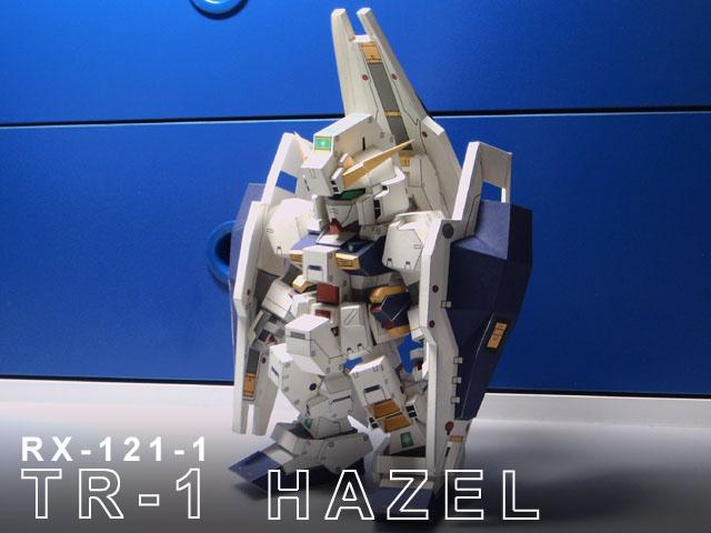 Papercraft TR-1 Hazel Custom