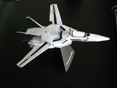 Papercraft VF-1S (2/4)