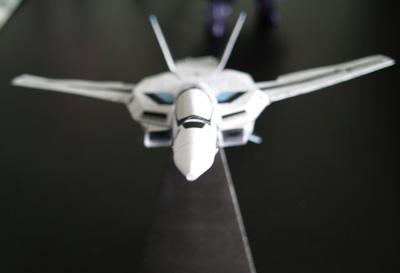 Papercraft VF-1S (3/4)